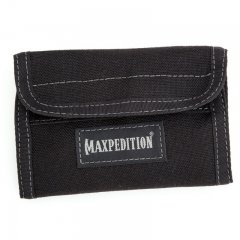 Кошелек Maxpedition Spartan Wallet Black (0229B)